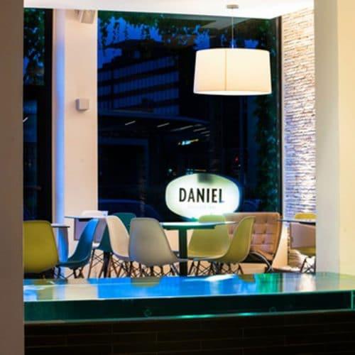 Hotel Daniel Graz Aquarium