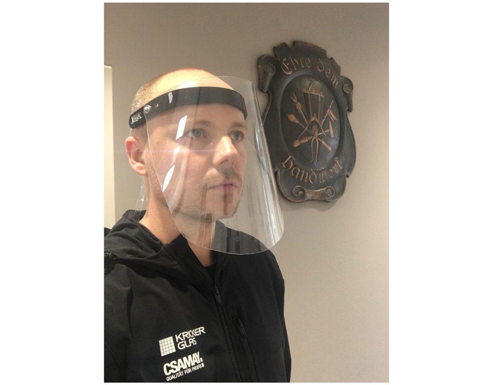 Corona Hygiene Maske