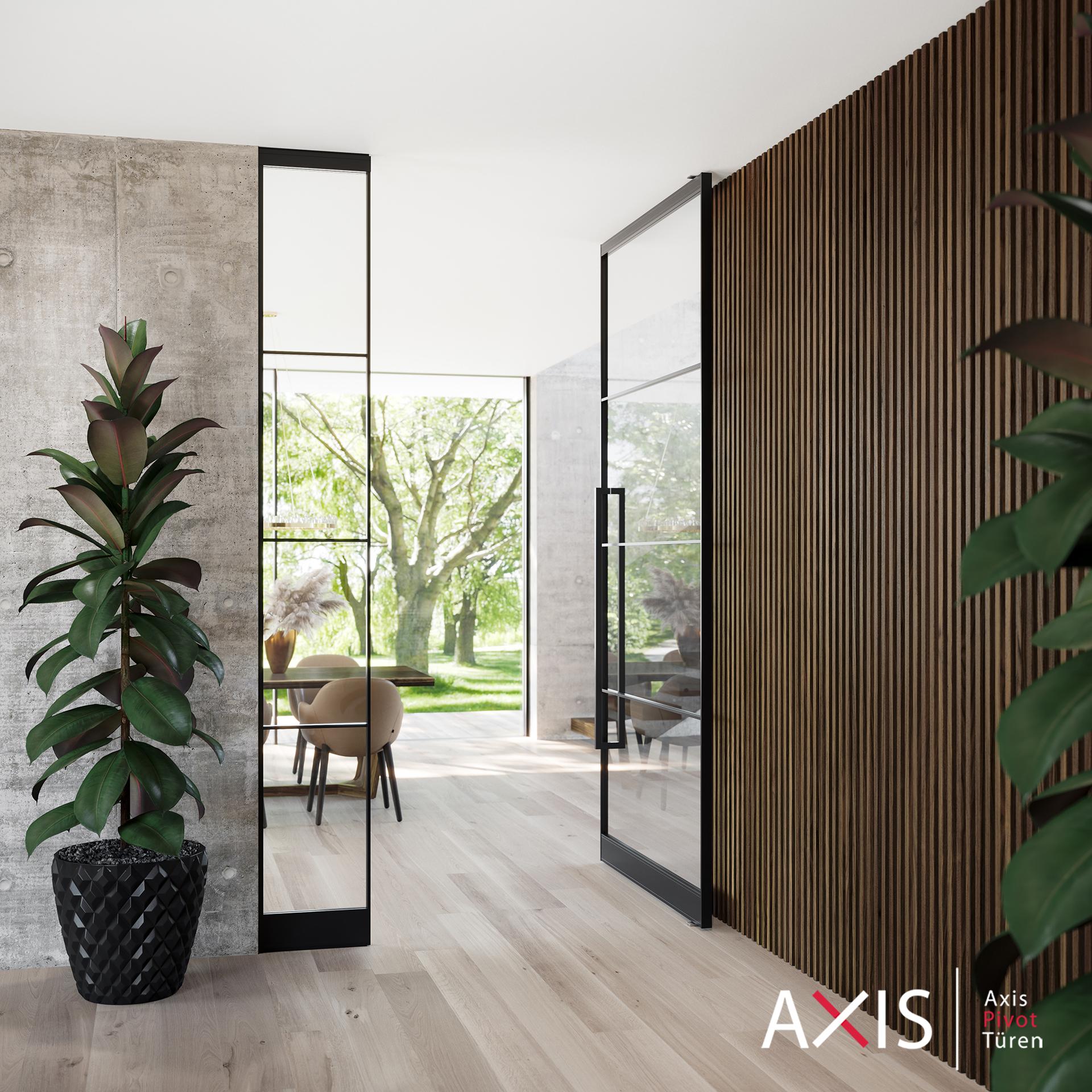 Axis Pivot Türen