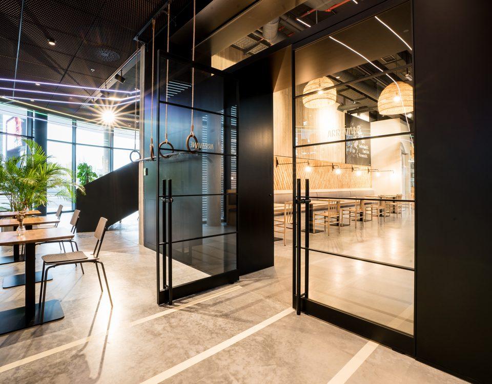 AXIS Pivot Türen Lofttüren Pendeltüren