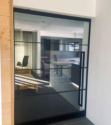 Lofttüren Pendeltüren AXIS Pivot Türen
